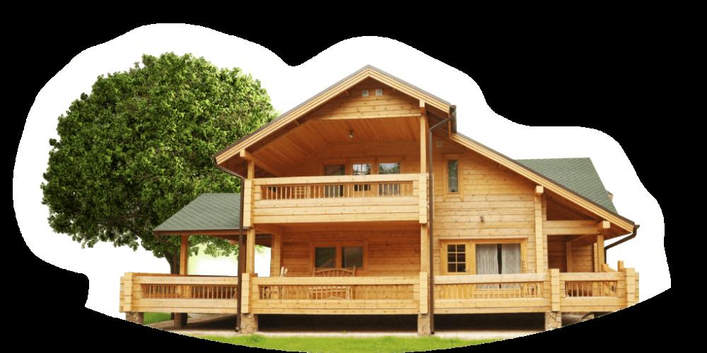 Деревянные дома в Самаре